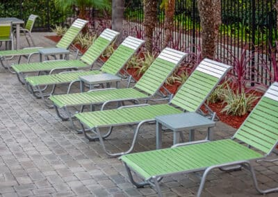 Summerwood pool chairs